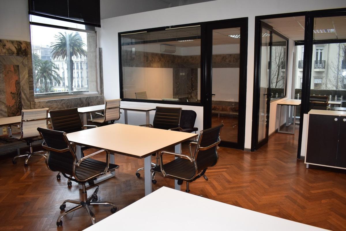 alquiler de oficinas temporal o permanente en palacio salvo