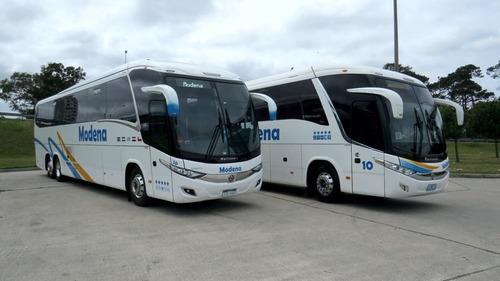alquiler de omnibus. excursiones, nacional e internacional.