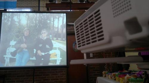 alquiler de pantalla gigante, proyector sonido, iluminacion