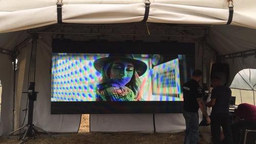alquiler de pantalla led y vídeo wall 3208782048