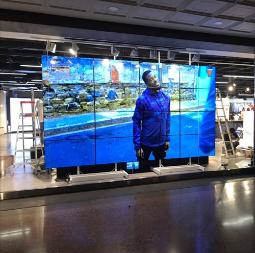 alquiler de pantalla led,video wall,televisores y tactil