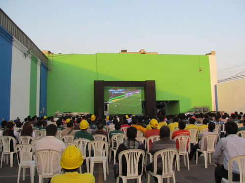 alquiler de pantallas gigantes de impacto lima peru