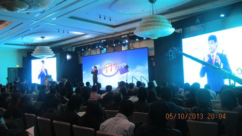 alquiler de pantallas gigantes led lima peru