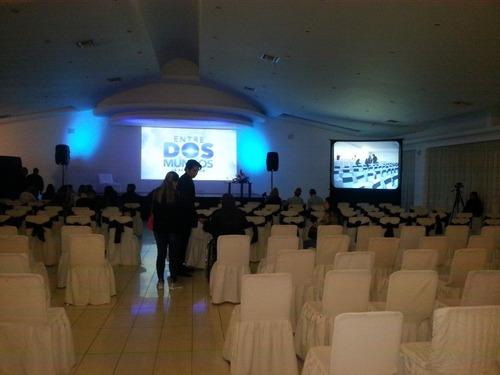 alquiler de pantallas gigantes y sonido