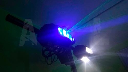 alquiler de  parlantes  luces cabina dj chicotecas humo