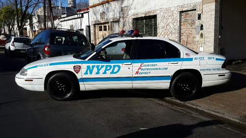 alquiler de patrulleros para filmaciones