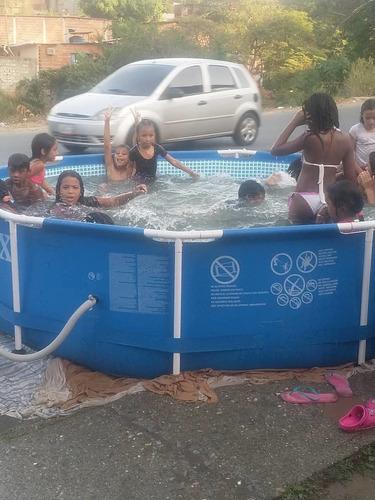 alquiler de piscina familiar