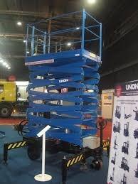 alquiler de plataformas de elevación de 9 mts. de altura