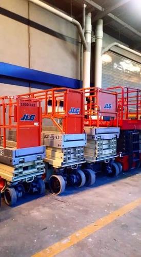 alquiler de  plataformas elevadoras jlg 3246