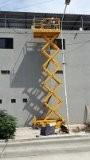 alquiler de plataformas elevadoras tijera electricas