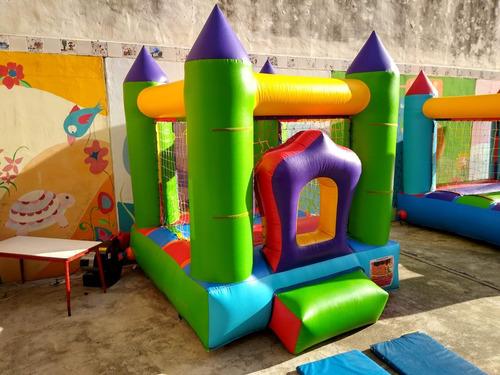 alquiler de plaza blanda,miniliving,metegol,tejo y castillos