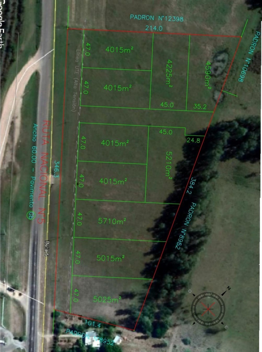 alquiler de predios logisticos desde 4000 m2 durazno
