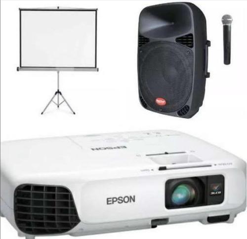 alquiler de proyector multimedia