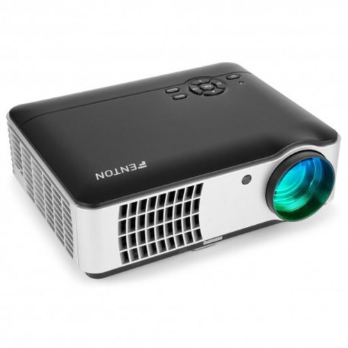 alquiler de proyector pantalla gigante sonido cañon hdmi