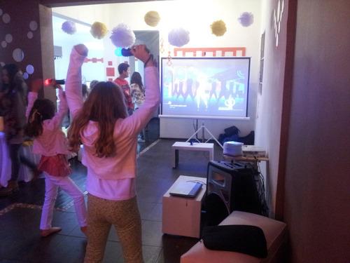 alquiler de proyector - ps3 - ps4- karaoke - vr