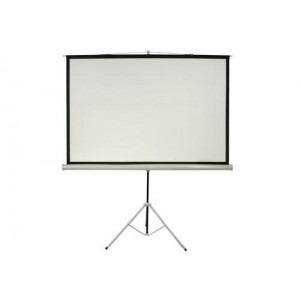 alquiler de proyector y pantalla de 84' y sonido