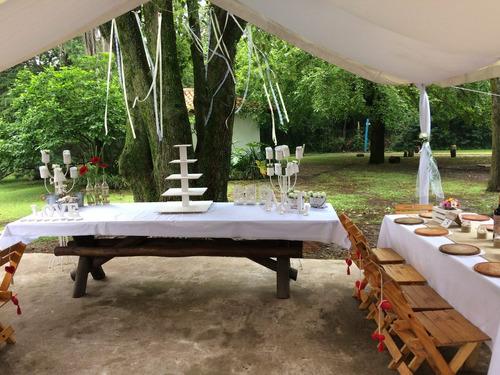 alquiler de quinta para eventos zona oeste casamientos