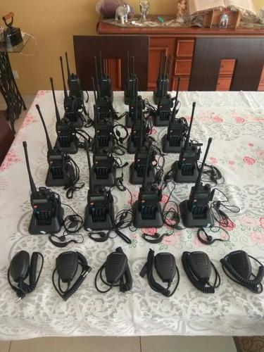 alquiler de radios de comunicación eventos concierto minería