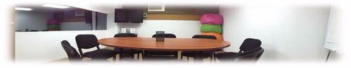 alquiler de sala para sesiones de grupo y talleres / cursos