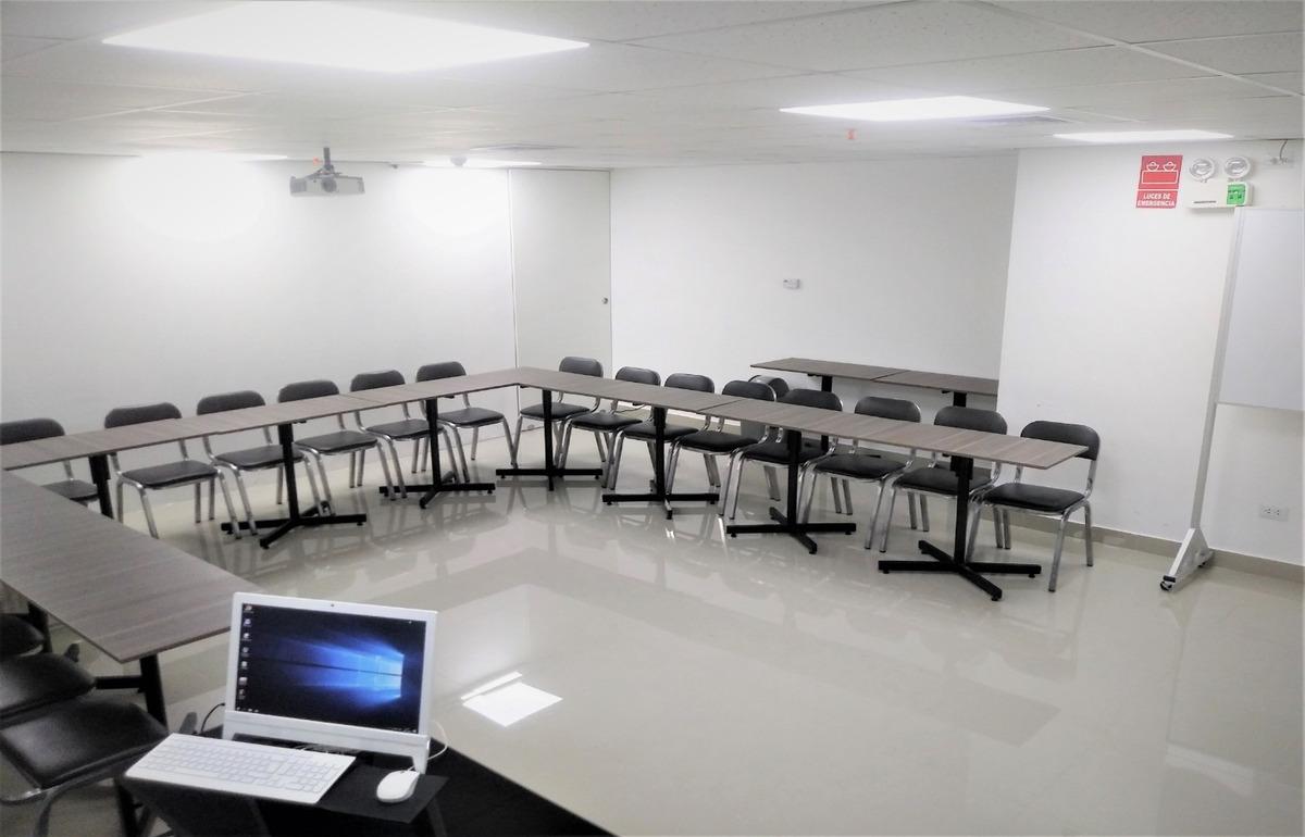 alquiler de salas aulas directorio reuniones 15 25 50 70 per