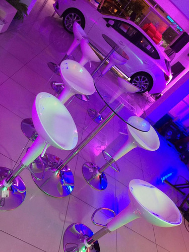 alquiler de salas lounge leds barras sillas mesas bar