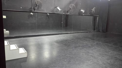 alquiler de salas para danza, seminarios, ensayos y teatro
