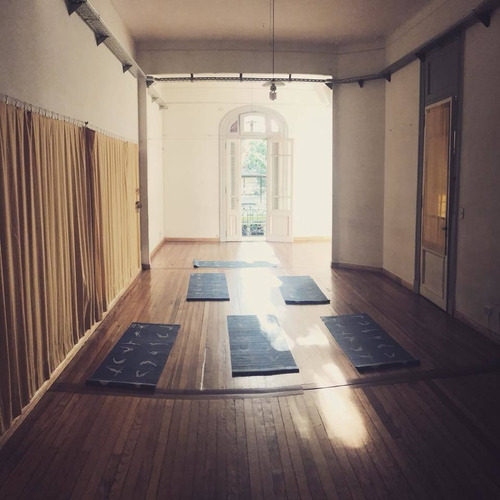 alquiler de salas. talleres, ensayos, locaciones.danza.yoga