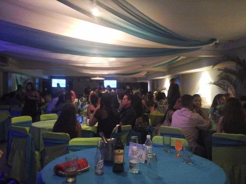 alquiler de salón para fiestas-todo tipo de eventos