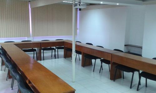 alquiler de salones para cursos,talleres,conferencias y otro