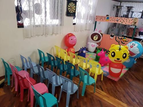 alquiler de saltarin inflable fiesta infantil