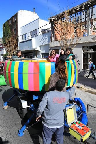 alquiler de samba toro mecanico inflables pococlos y copos