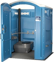 alquiler de sanitarios / baños portátiles