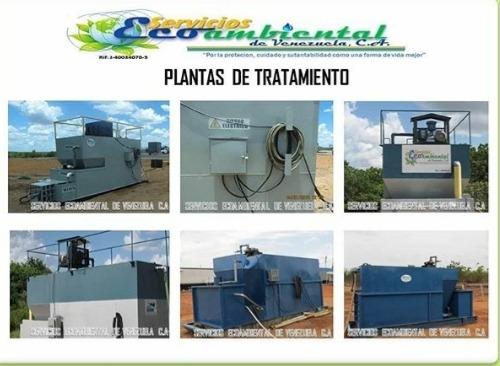 alquiler de sanitarios ecológicos y plantas de tratamiento