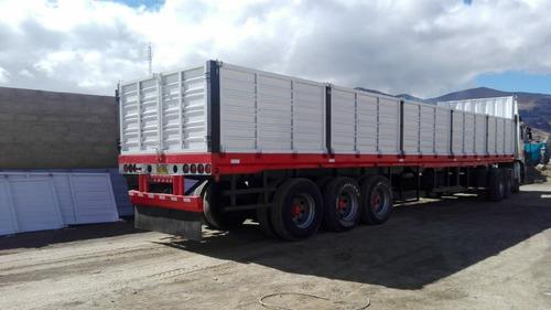 alquiler de semitrailer de carga