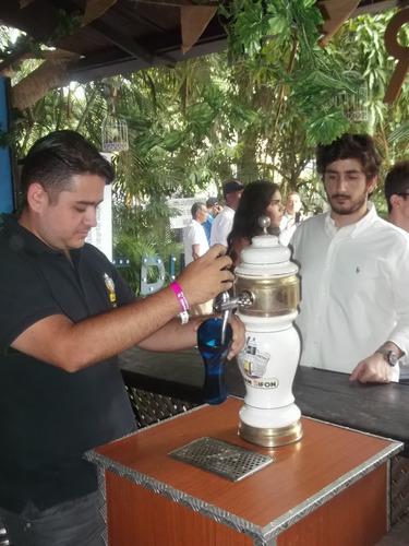 alquiler de sifon de cerveza