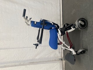 alquiler de silla de ruedas electrica nueva