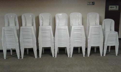 alquiler de sillas, mesas, manteles, vajilla, menaje, carpa