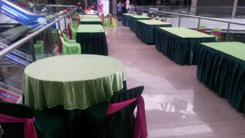 alquiler de sillas mesas mesones area lounge mesas fantasia