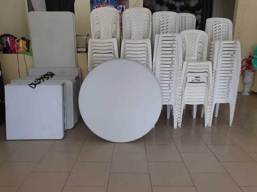 alquiler de sillas mesas y mesones