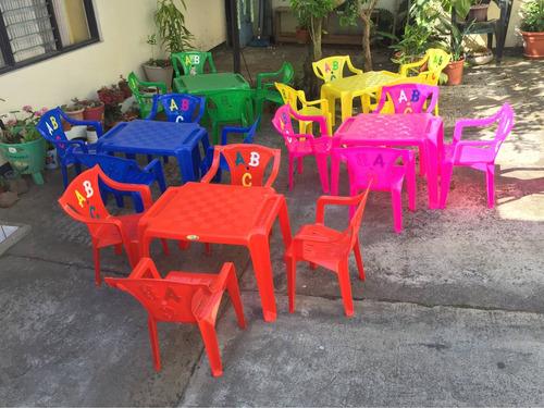 alquiler de sillas para niños