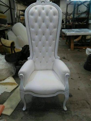 alquiler de sillas tiffany cristal