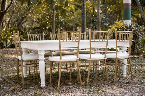alquiler de sillas tiffany en medellin cel 3127590337