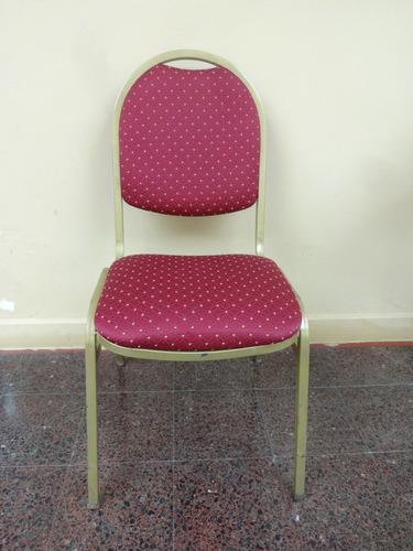alquiler de sillas tiffany, hoteleras, blancas, tapizadas