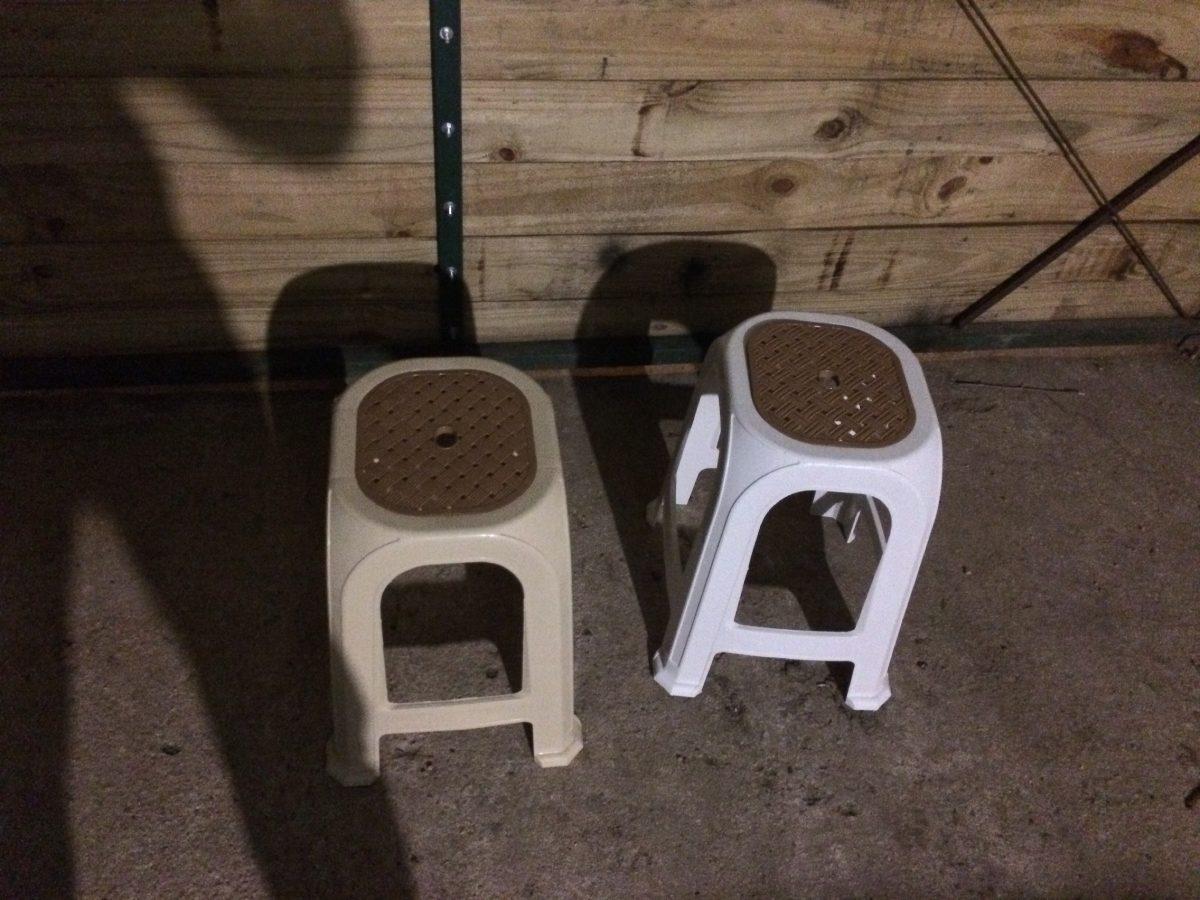 Alquiler de sillas y mesas 13 pesos manteles 13 00 en for Alquiler mesas sillas