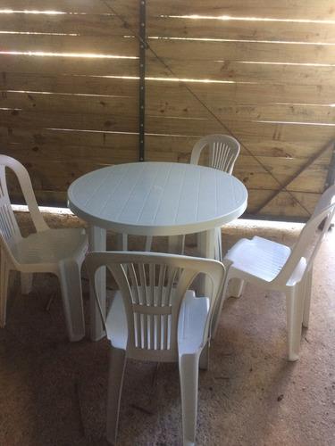alquiler de sillas y mesas 13 pesos, manteles