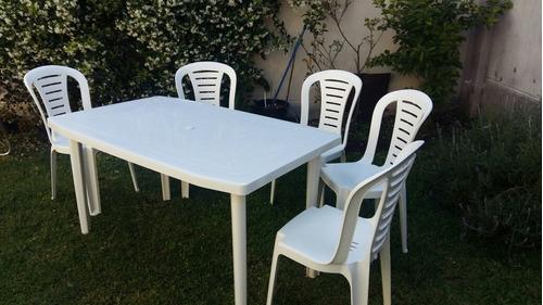 alquiler de sillas y mesas plasticas, metegol , sapo,  puff
