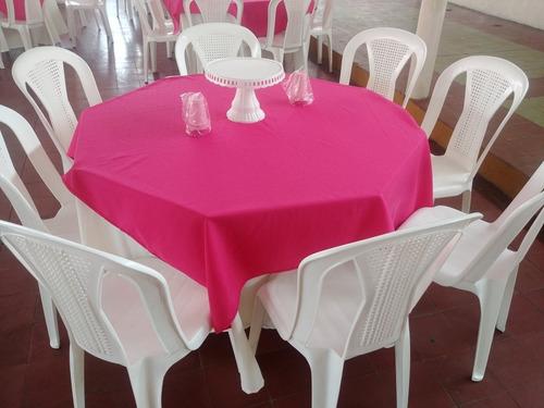 alquiler de sillas y mesas pocri aguadulce