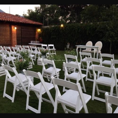 alquiler de sillas y mesas y mucho más en ygalarq