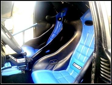 alquiler de simulador de tc 2000 en un auto real