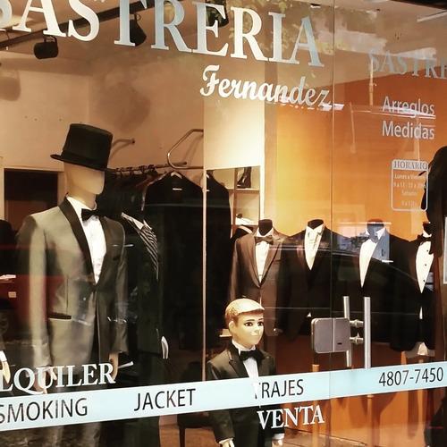 alquiler de smoking trajes y jacket